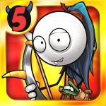 Cartoon Defense 5 – дефенсор в мультяшном стиле