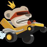 Funky Karts – захватывающие гонки