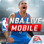 NBA LIVE Mobile – лучший симулятор баскетбола!