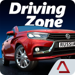Driving Zone: Russia – гонки на автомобилях российского производства!