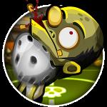 Zombie smashball – соревнования среди зомби!!