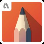 Autodesk SketchBook – лучшая рисовалка на Андроид