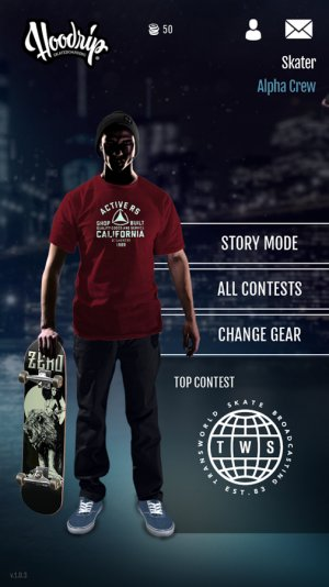 Hoodrip Skateboarding