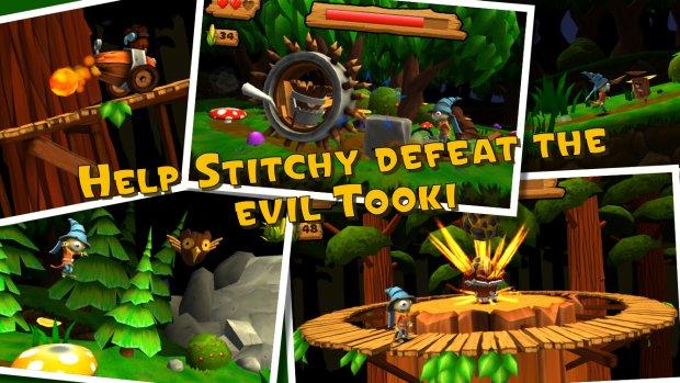 Stitchy: Scarecrow's Adventure