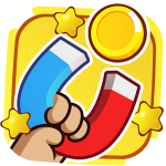 GoToMagnet – мультяшка головоломка