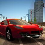 Highway Traffic Driver – гонки на спортивных автомобилях!