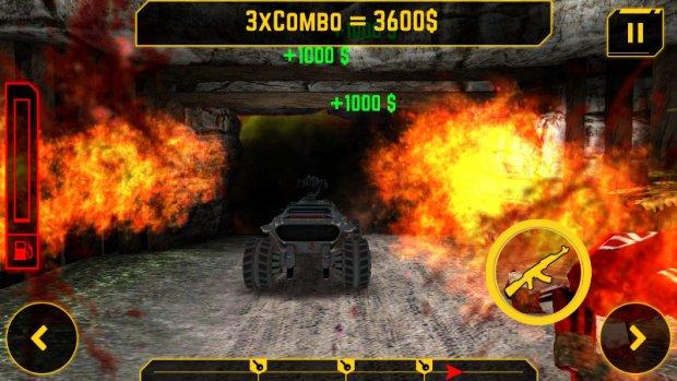 Drive Die Repeat - Zombie Game