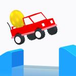 Risky Road – яркие гонки