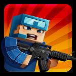 Пиксель Битвы: ружья и блоки – пиксельная противостояние