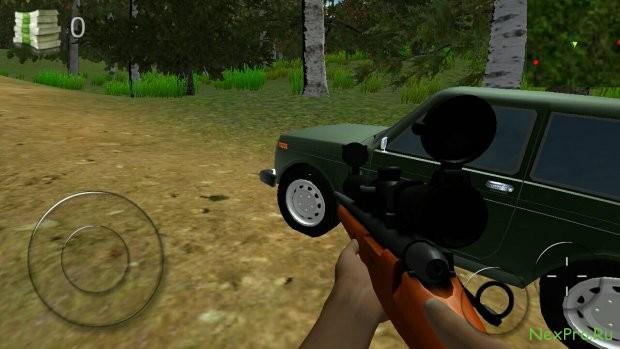 Русская охота 4x4
