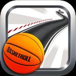 BasketRoll 3D – управляй мячом по крутым дорогам!