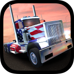 USA 3D Truck Simulator 2016 – дальнобойщики