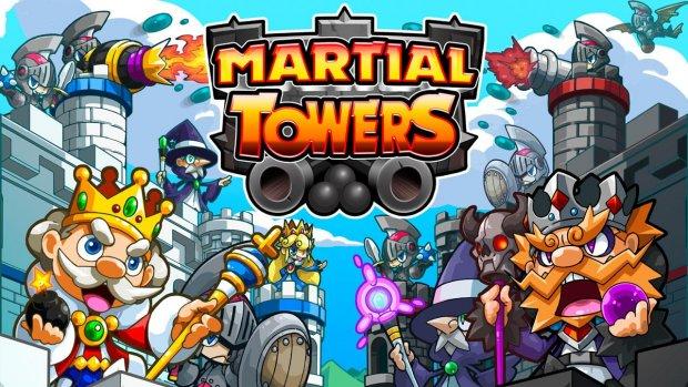 Martial Towers - Боевые Башни