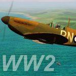 WW2: Wings of Duty – симулятор воздушных боев!