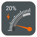 Gauge Battery Widget 2015 – виджет батарейки