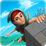Tower Troopers – создайте лестницу!