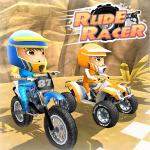 Rude Racer 3D – яркие тривиальные гонки