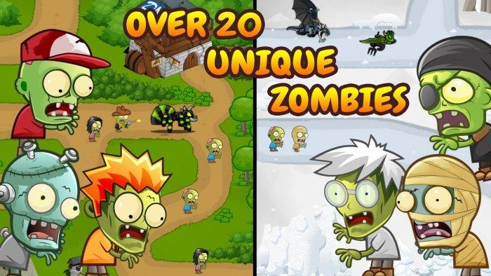 Zombie Wars: Invasion