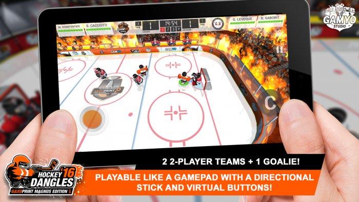 Hockey Dangles'16 Magnus