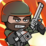 Doodle Army 2 Mini Militia – достойная стрелялка