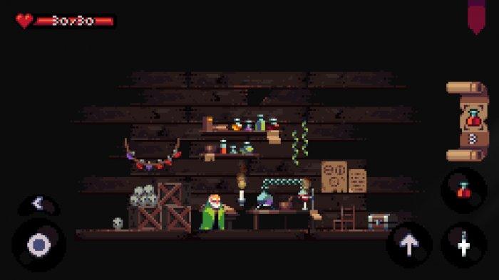 Undergrave — Pixel Roguelike