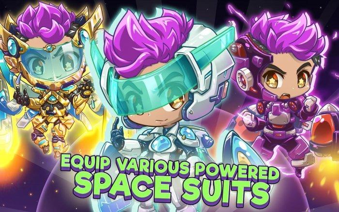 Rapstronaut : Space Journey