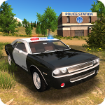 Police Car Driving Offroad – гонки на полицейских машинах!