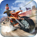 Realistic Bike 3D Scooter Race – гонки на мотоциклах