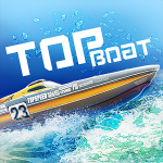 Top Boat: Racing Simulator 3D – гонка на гидроциклах!