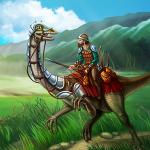 The Ark of Craft: Dinosaurs – выживание на острове