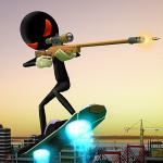 Amazing Hoverboard Sniper 2017 – симулятор снайпера