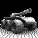 Six Wheels and a Gun – онлайн сражение на танках