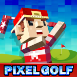 Pixel Golf 3D – новый красочный платформер