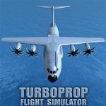 Turboprop Flight Simulator 3D – симулятор пилота