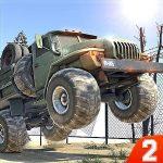 Водитель грузовика: Offroad 2 – симулятор по бездорожью с мультиплеером