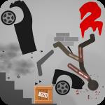 Stickman Dismount 2 Ragdoll – симулятор падения