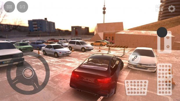 Ігри гонки парковка онлайн стрелялки для маленьких играть онлайн