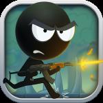 Stickman vs Zombies – зомби экшен