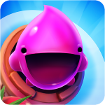 Juicy Jelly Barrel Blast – забавная стрелялка