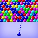 Bubble Shooter – красочная головоломка