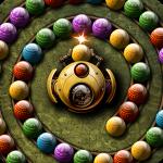 Steam Legend: Marble Quest – зума на Андроид