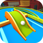 Mini Golf 3D City Stars Arcade – мини 3D гольф