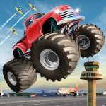 Monster Truck XT Airport Derby – гонки на грузовиках