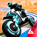 Gravity Rider: Power Run – быстрая гонка