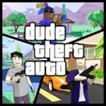 Dude Theft Auto – клон гта на андроид