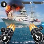 Navy Gunner Shoot War 3D – динамичные морские баталии