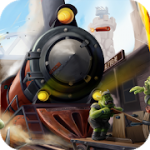 Train Tower Defense – защитите  поезд