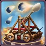 Катапульта – защитите башню и замок