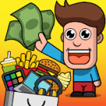 Idle Shop Empire – экономический менеджер