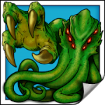 Комикс-игра Lovecraft Quest – раскрой тайну Храма Безымянных Культов